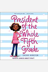 President of the Whole Fifth Grade Audio CD