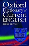Oxford Dictionary of Current English, , 0198603789