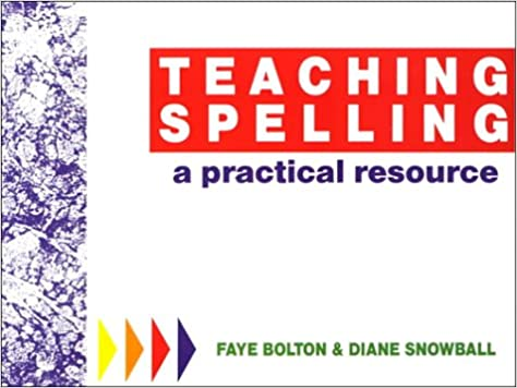 Amazon.com: Teaching Spelling: A Practical Resource (9780435088026 ...