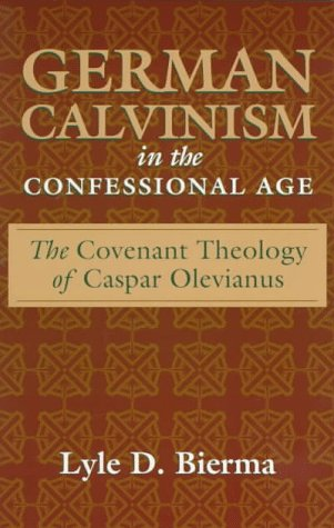 calvin covenant theology and the weber thesis Michael horton's covenant theology as a defense of reformation theology the purpose of this dissertation is to argue covenant theology.