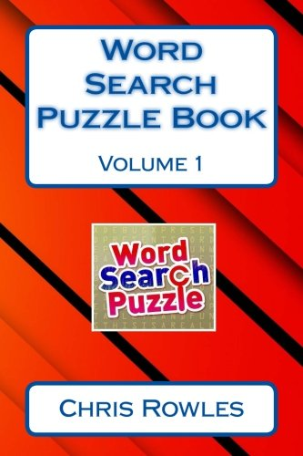 Word Search Puzzle Book Volume 1 PDF