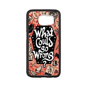 Samsung Galaxy S6 Phone Case Vans Off The Wall Case Cover UI8U921949