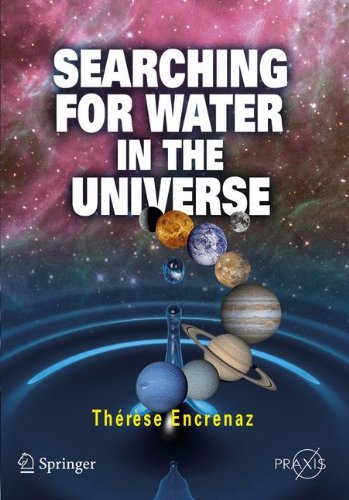 Searching for Water in the Universe (Springer Praxis Books)