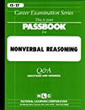 Nonverbal Reasoning, Jack Rudman, 0837367271