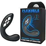 Hwyt Baile contraction and expansion Anal Sex Toys Sex Products Vibrator G-spot Stimulator Dildo Prostate Massager sex toys for men Shipment 1 piece- color random