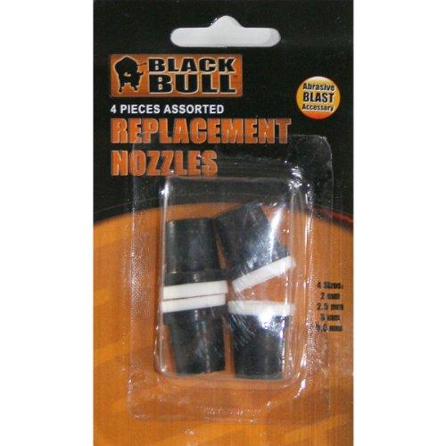 ite/Black Replacement Nozzle Assortment - 4 Piece (Nozzle Assortment)