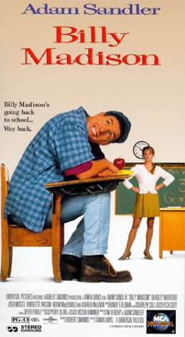 Billy Madison [VHS] (Thomas And Victor Costume)