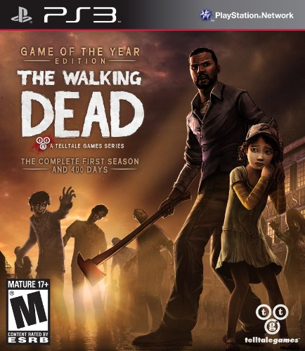The Walking Dead Game of the Year - PlayStation 3 (Diablo 3 Ps3 Best Price)