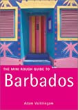 Front cover for the book The Rough Guide to Barbados by Adam Vaitilingam