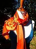 80% Off, Oversized Silk Scarf, Silk Shawl, Evening Shawl, Handmade