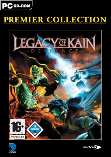 Legacy of Kain Defiance (Square Legacy)