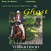 The Ghost of Ginny McBride: Sabers from the Brazos Series, Book 3   Ermal Walden Williamson