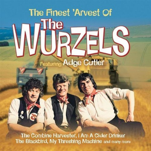 The Finest Arvest Of The Wurzels Import Edition By Wurzels  2001  Audio Cd