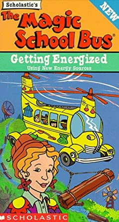 amazon co jp magic school bus getting energized vhs import