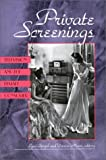 img - for Private Screenings: Television and the Female Consumer (Camera Obscura Book) book / textbook / text book