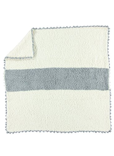 Barefoot Dreams Cozy Chic Striped Receiving Blanket