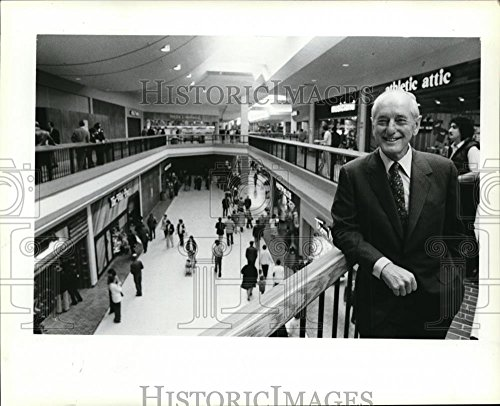 1981 Press Photo Clackamas Town Center - - Town Clackamas Center