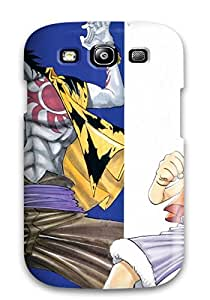 Alex Perez Riva's Shop Durable Case For The Galaxy S3- Eco-friendly Retail Packaging(arlong And Luffy)