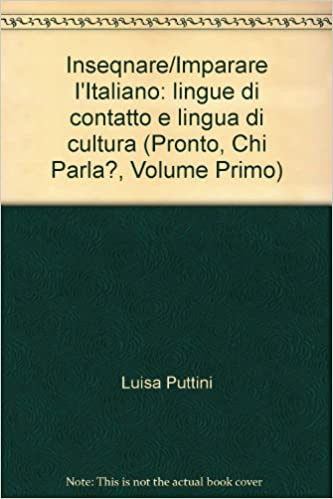 Amazon.com: Inseqnare/Imparare IItaliano: lingue di ...