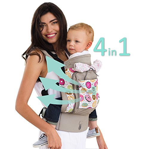 L%C3%8DLL%C3%89baby ESSENTIALS Seasons Carrier Sprinkles product image