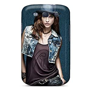 New Style Case Cover RCLFE2868OleJJ Barbara Palvin 2013 Compatible With Galaxy S3 Protection Case