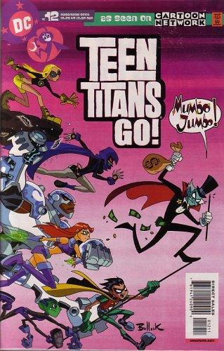 Teen Titans Go! #12 (As Seen on Cartoon Network) pdf