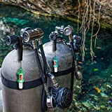 Water Activated-Scuba Tank LED Light-Night Diving