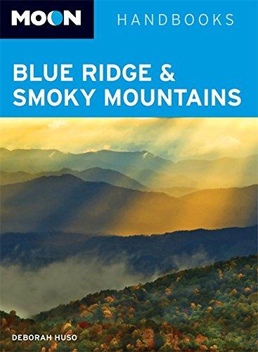 - Moon Blue Ridge & Smoky Mountains (Moon Handbooks)