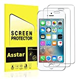 Best Asstar iPhone 5s Cases - [2 Pack] iPhone 5 Screen Protector, Premium Tempered Review