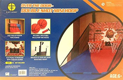 Indoor Basketball Game Room Kids Gift Over The Door Arcade Games By Ejet  Sport