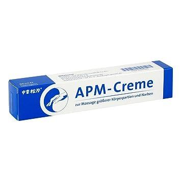 Apm Creme zur Narbenmassage