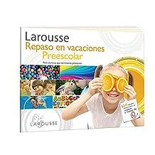 Larousse: Repaso en vacaciones (Preescolar)