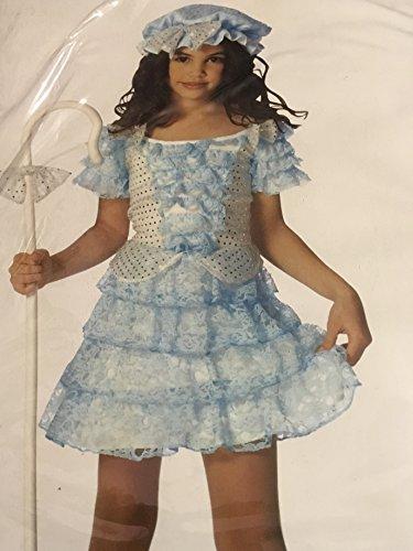 Franco Lil Bo Peep Child Costume Size Toddler (Toddler Bo Peep Costume)