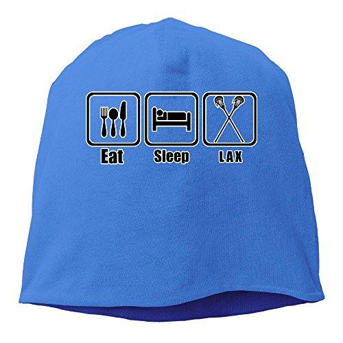 Eat Sleep Play Lacrosse Thin Stretch Short Beanie - Ski Shop Philadelphia