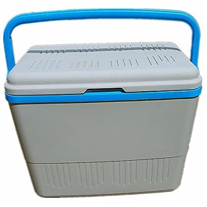 Carrefour 42L con aislamiento tamaño Extra grande caja de hielo Nevera portátil enfriador de Icebox Cool