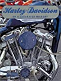img - for Harley-Davidson: An Illustrated History book / textbook / text book
