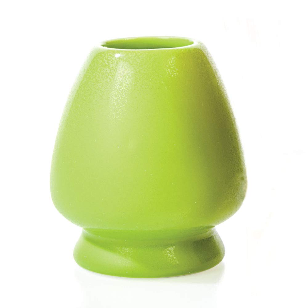 Tealyra - Matcha Whisk (Chasen) Stand Ceramic Holder - Best Japanese Matcha Tea Set Accessories SYNCHKG092004