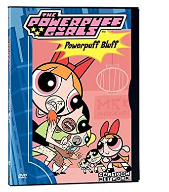 amazon com the powerpuff girls powerpuff bluff powerpuff girls