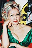 Cyndi Lauper Busty Color 24X36 Poster