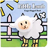 Little Lamb: Finger Puppet Book (Little Finger Puppet Board Books)