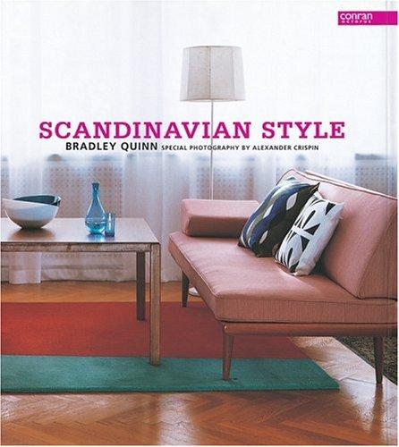 Scandinavian Style Bradley Quinn Alexander Crispin 9781840913255 Amazon Books