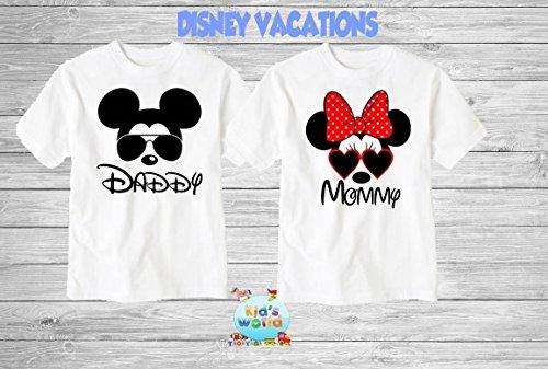Buy t shirt mickey mouse family birthday