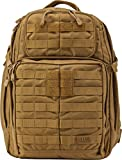Tactical Backpack - 5.11 1 Day Rush Backpack, Flat Dark Earth, DarkEarth