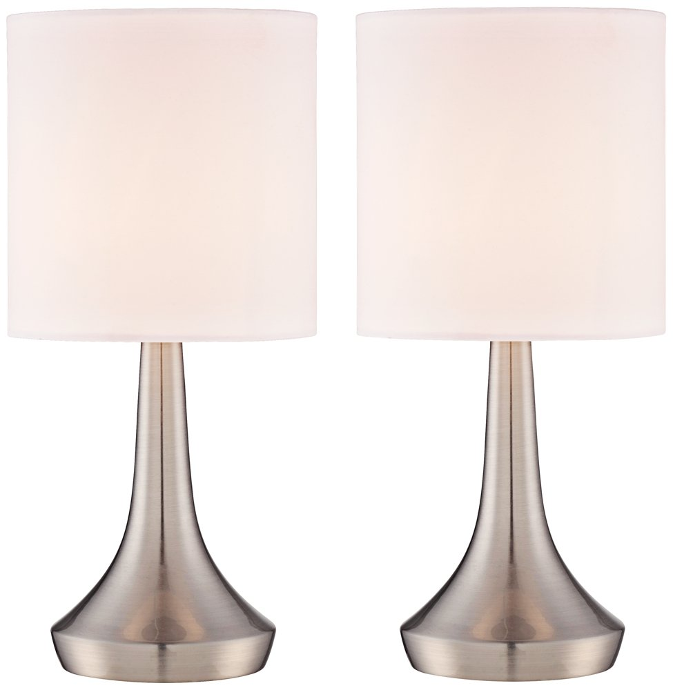 Zofia Metal Touch Accent Table Lamps