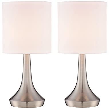 Zofia 13 H Metal Touch Accent Table Lamps Set of 2