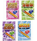 Mini Game Books, Package of 72