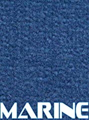 "All of our quality carpet is rubber backed, fade resistant and ravel resistant. This boat carpeting is also non-flammable, extremely ply able, very easy to clean and install. Perfect ""Do-It-Yourself"" application. All replacement boat carpet o..."