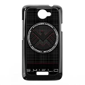 HTC One X phone cases Black S.H.I.E.L.D cell phone cases Beautiful gifts YWLS0476194