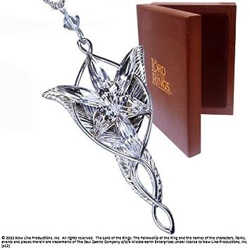 Arwen evenstar sterling silver pendant lord of the rings noble arwen evenstar sterling silver pendant lord of the rings noble collection aloadofball Gallery