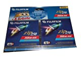 Fujifilm Zip 250 MB Disk - 2 Pack IBM Formatted For Use With Iomega 250MB Zip Drives